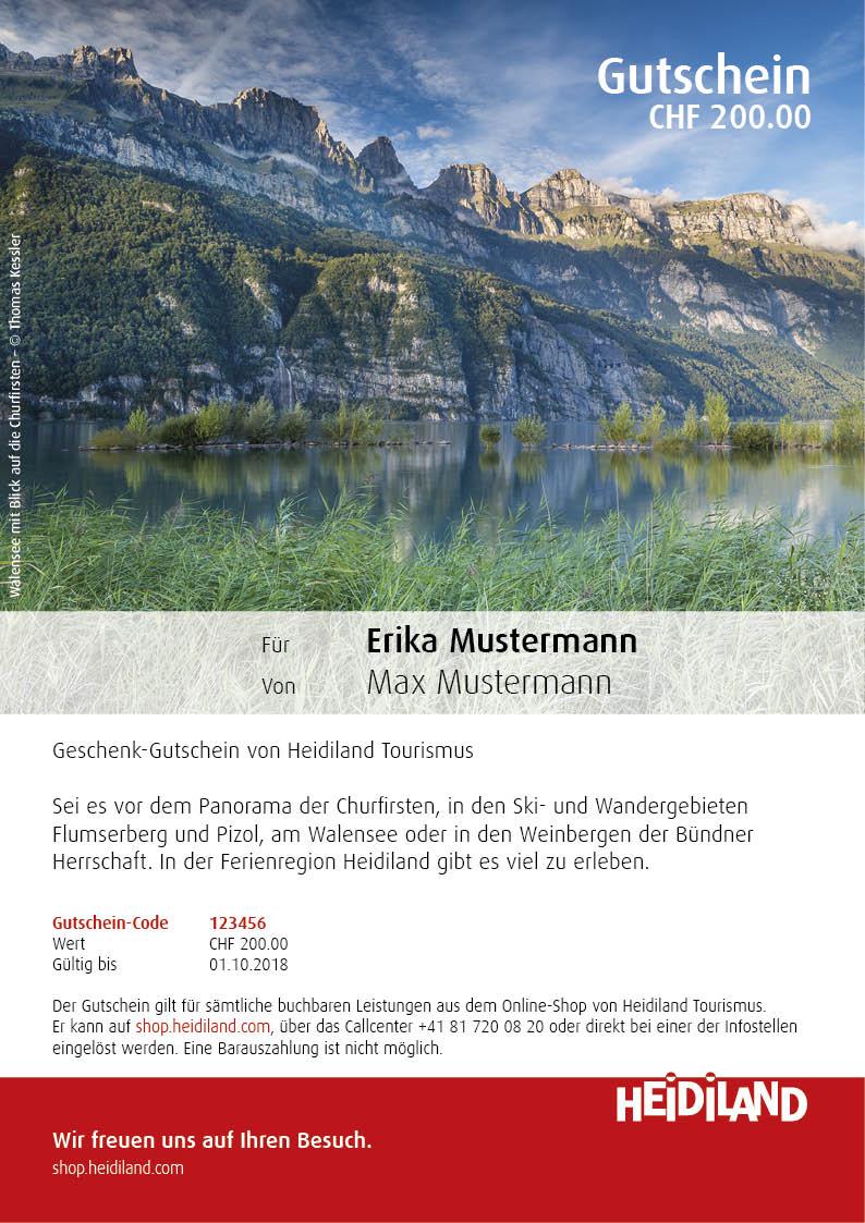 heidiland_premium-19: Natur, Walensee